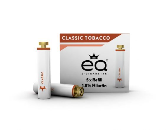 Classic Tobacco 1.8% Nikotin