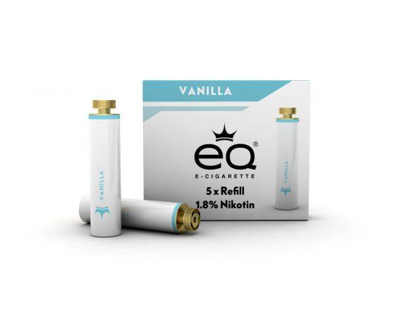 Vanilla 1.8% Nikotin